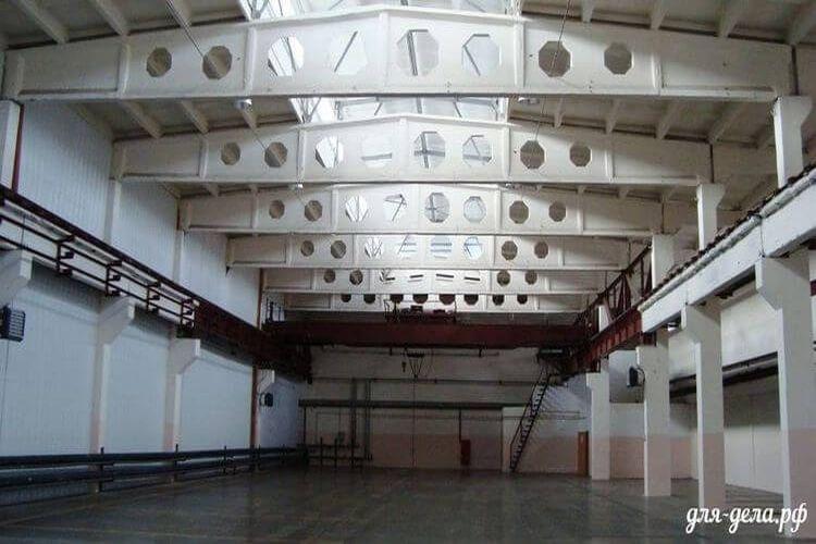 Помещение под склад или производство 6. Блок 5б - Фото 01