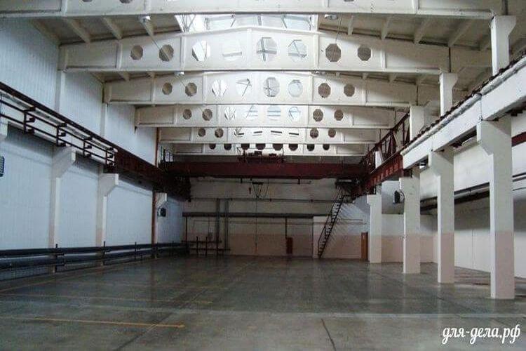 Помещение под склад или производство 6. Блок 5б - Фото 02