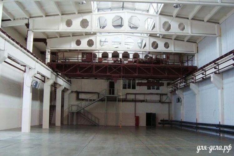 Помещение под склад или производство 6. Блок 5б - Фото 03