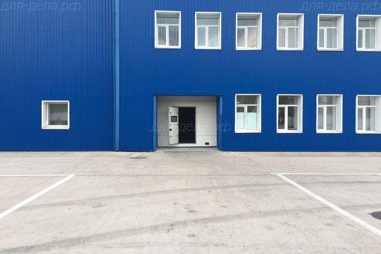 Помещение под склад или производство 7. Блок 6а - Фото 01