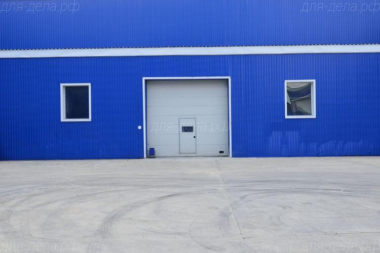 Помещение под склад или производство 8. Блок 6б - Фото 02