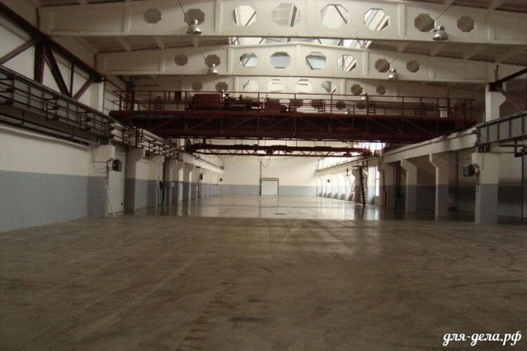Помещение под склад или производство 9. Блок 7а - Фото 02