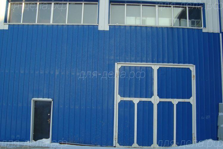 Объект №33 - нежилое помещение под производство сыпучих смесей - Фото 03