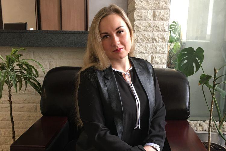Худякова Светлана Алексеевна - Руководитель отдела аренды